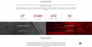 Stránka o nás na novej webovej stránke koradoor